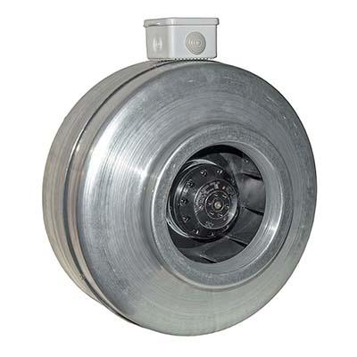 Фото Вентилятор Ванвент ВКВ-315Е (ebmpapst) канальный для круглых воздуховодов (2100 m³/h)